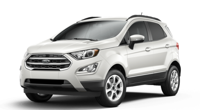 New 2018 Ford EcoSport SE Crossover For Sale/Lease Feasterville